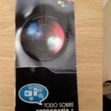Cámara de fotos: CURSO TODO SOBRE FOTOGRAFÍA Y VÍDEO DIGITAL EL MUNDO (INCOMPLETO) 30 CD-ROM. Lote 70293921