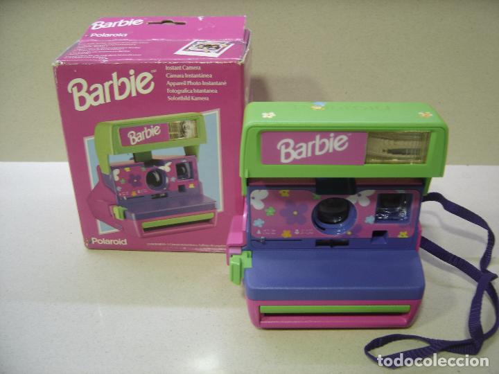 Cámara de fotos: polaroid barbie y 600 plus - kodak - Foto 2 - 72302543