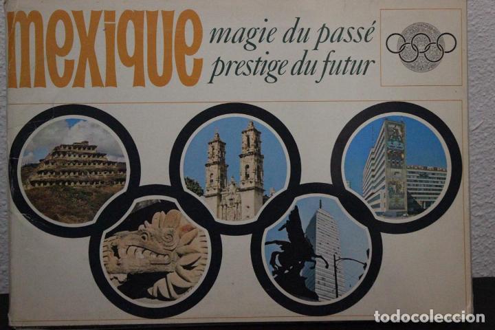 PUBLICIDAD SOLURUTINE - 18 IMÁGENES IMPRESAS SOBRE CARTÓN DE MEXICO- MIDEN 43X23 CM (Cámaras Fotográficas - Catálogos, Manuales y Publicidad)