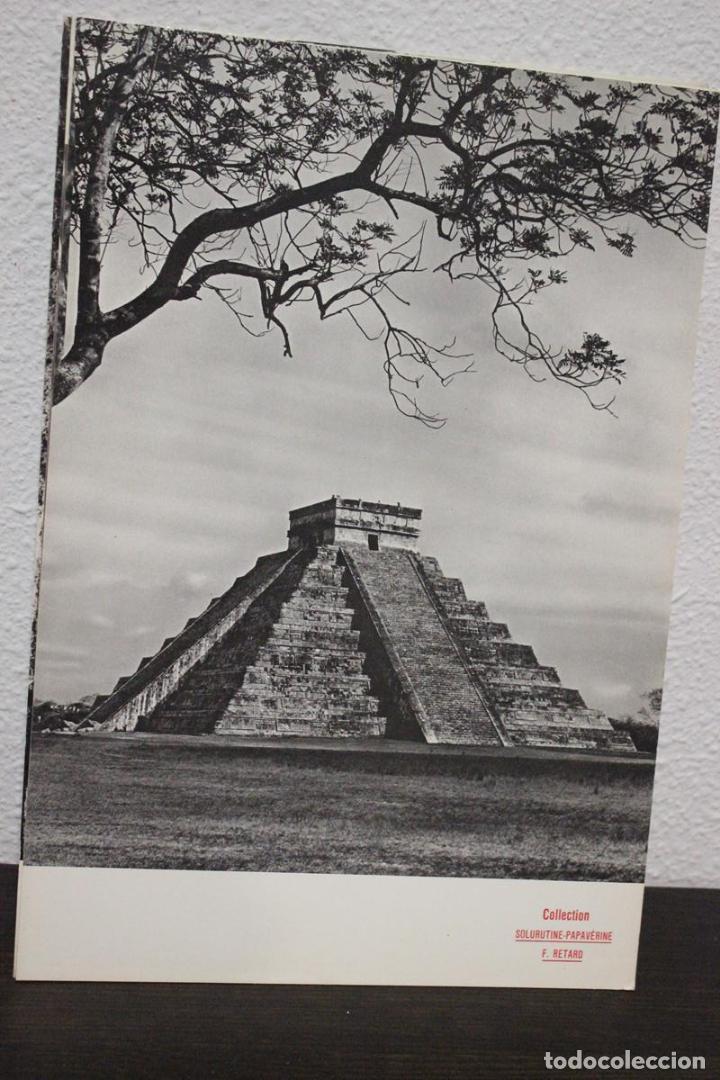 Cámara de fotos: Publicidad Solurutine - 18 imágenes impresas sobre cartón de Mexico- Miden 43X23 cm - Foto 16 - 72407287