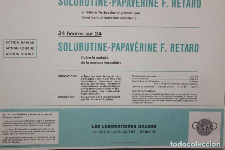 Cámara de fotos: Publicidad Solurutine - 18 imágenes impresas sobre cartón de Mexico- Miden 43X23 cm - Foto 20 - 72407287