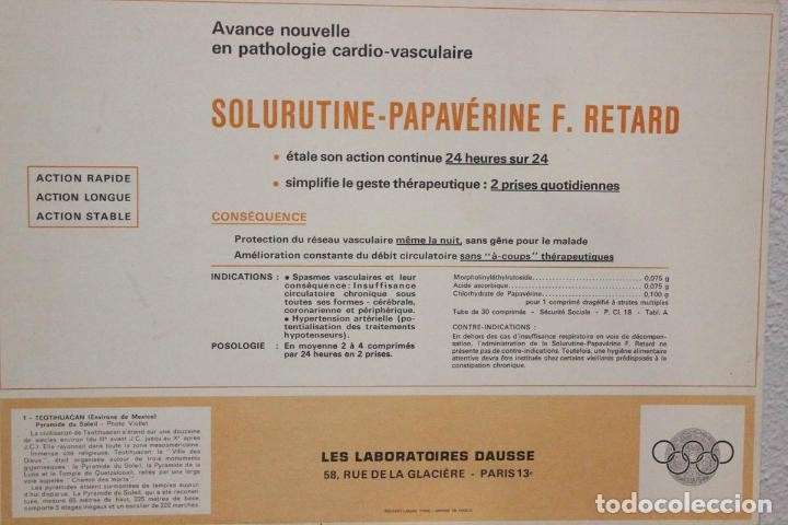 Cámara de fotos: Publicidad Solurutine - 18 imágenes impresas sobre cartón de Mexico- Miden 43X23 cm - Foto 21 - 72407287