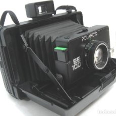 Cámara de fotos: ANTIGUA CAMARA DE FOTOS INSTANTANEA - POLAROID LAND CAMERA EE100 - U.K. 1980S - EE 100. Lote 72411075