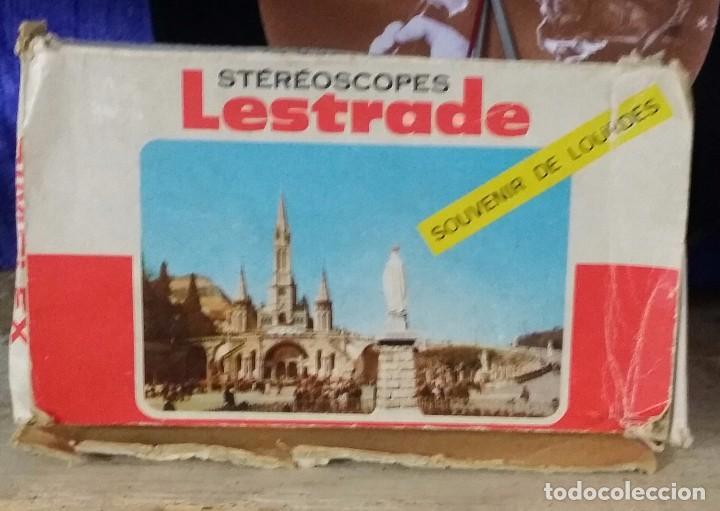 Cámara de fotos: Estereoscopio marca Lestrade - Foto 2 - 72453839