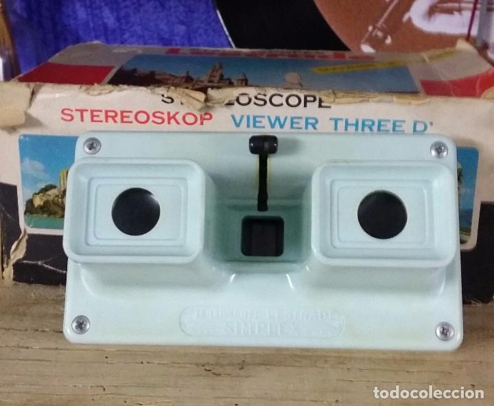 Cámara de fotos: Estereoscopio marca Lestrade - Foto 4 - 72453839