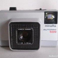 Cámara de fotos - minolta autopak 500 - 72762667
