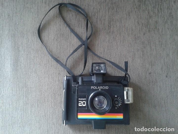 Cámara de fotos: Cámara fotográfica -- POLAROID - Instant 20 - Foto 2 - 74438235