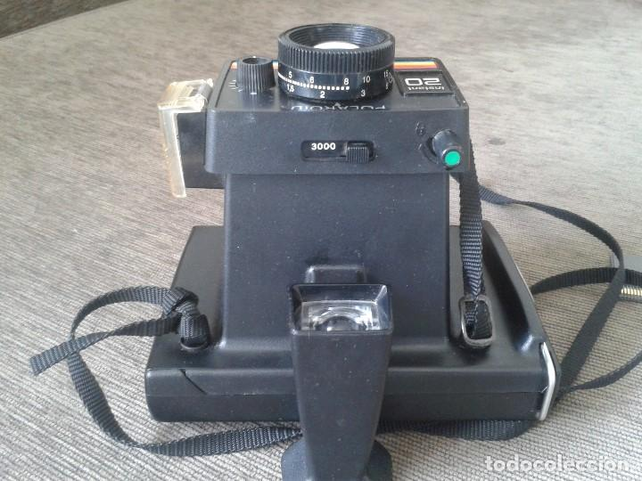 Cámara de fotos: Cámara fotográfica -- POLAROID - Instant 20 - Foto 4 - 74438235