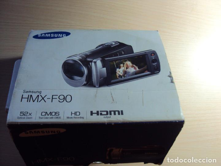 SANSUNG HMX-F-90 (Cámaras Fotográficas - Otras)