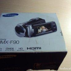 Cámara de fotos: SANSUNG HMX-F-90. Lote 74465487