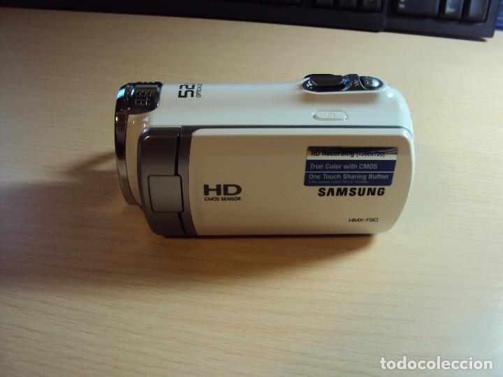 Cámara de fotos: SANSUNG HMX-F-90 - Foto 2 - 74465487