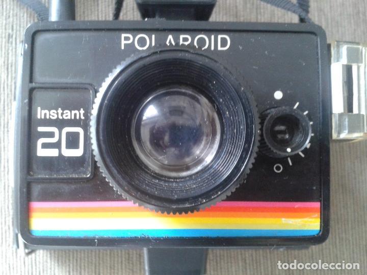 Cámara de fotos: Cámara fotográfica -- POLAROID - Instant 20 - Foto 9 - 74438235