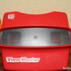 Cámara de fotos: VISOR 3-D VIEW-MASTER CON 6 RUEDAS FABRICADO POR TYCO AMERICANA. Lote 75122727