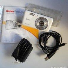 Cámara de fotos: CÁMARA KODAK V803 EASYSHARE ZOOM DIGITAL PARA PIEZAS +CABLE USB, CARGADOR KODAK, SOPORTE, . Lote 76049723