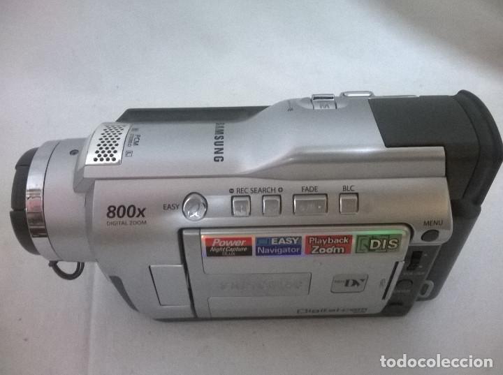 Cámara de fotos: video camara samsung digital-cam - Foto 3 - 76527759