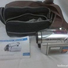 Cámara de fotos: VIDEO CAMARA MITSUBA DV 9002. Lote 76528835