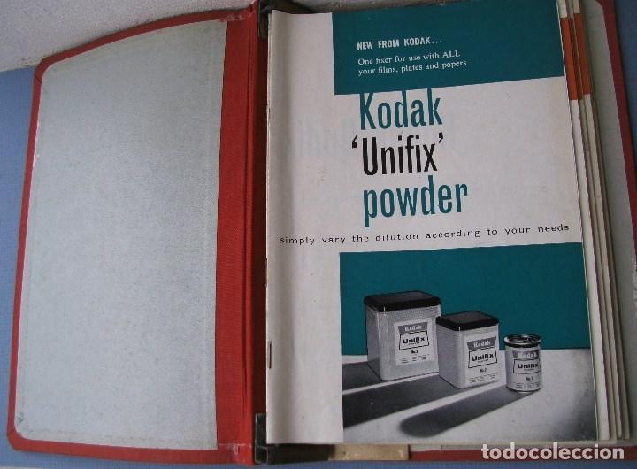 Cámara de fotos: 9 revistas kodak professional news en su fichero 1960 a 1962 (en ingles) - Foto 2 - 76798755