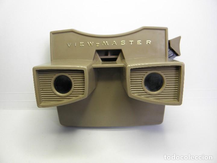 VISOR VIEW MASTER (Cámaras Fotográficas - Visores Estereoscópicos)