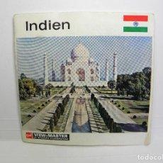Appareil photos: INDIA DE VIEW MASTER. Lote 76880351