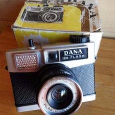 Cámara de fotos: CÁMARA DANA DIANA DE LUXE 120 CON CAJA ORIGINAL. Lote 78050893