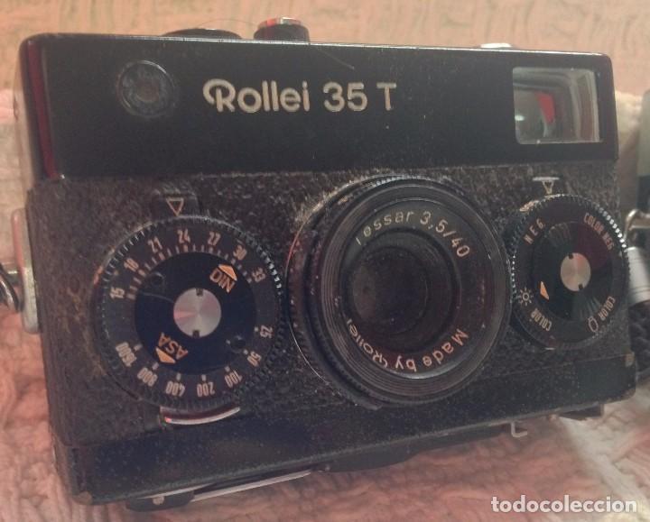 Cámara de fotos: CAMARA ROLLEI 35T - Foto 6 - 78221269