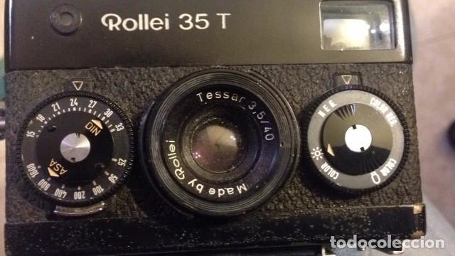 Cámara de fotos: CAMARA ROLLEI 35T - Foto 9 - 78221269