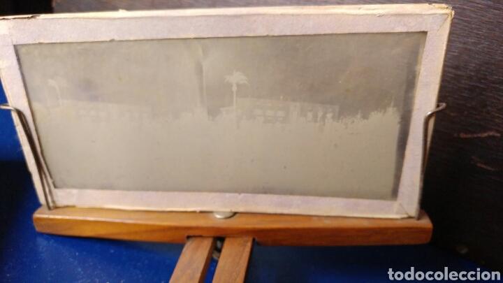 Cámara de fotos: Visor estereoscopico con 11 cristales 3d. S.XIX - Foto 5 - 78862550