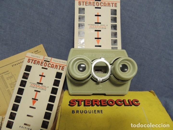 VISOR STEREOCLIC (Cámaras Fotográficas - Visores Estereoscópicos)