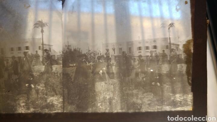 Cámara de fotos: Visor estereoscopico con 11 cristales 3d. S.XIX - Foto 9 - 78862550