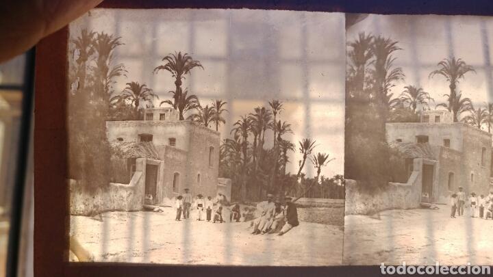 Cámara de fotos: Visor estereoscopico con 11 cristales 3d. S.XIX - Foto 16 - 78862550