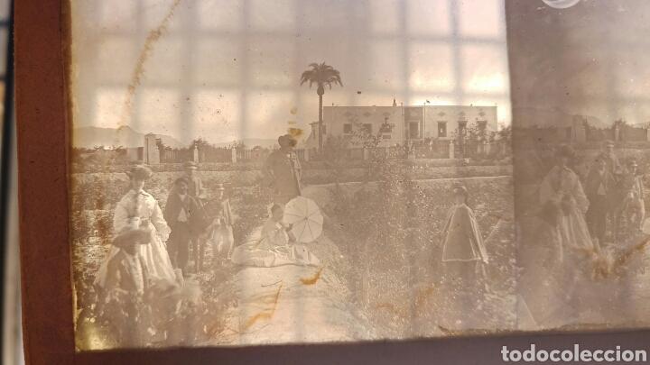 Cámara de fotos: Visor estereoscopico con 11 cristales 3d. S.XIX - Foto 18 - 78862550