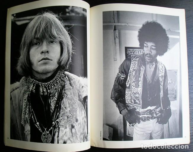Cámara de fotos: Camera, ed. française. Janis Joplin. Louis Stettner, H.P.Schmid, Jim Marshall, Michele Vignes. 1972 - Foto 5 - 80410385