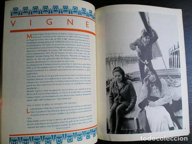 Cámara de fotos: Camera, ed. française. Janis Joplin. Louis Stettner, H.P.Schmid, Jim Marshall, Michele Vignes. 1972 - Foto 10 - 80410385
