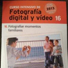 Cámara de fotos: CD ROM CURSO FOTOGRAFÍA DIGITAL Y VÍDEO.16 ARTE Y FOTOGRAFÍA. EL MUNDO 2013. Lote 81146296