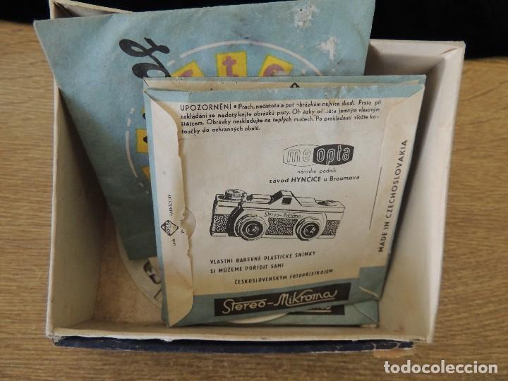 Cámara de fotos: visor meopta 1940 con discos coronacion isabel II - Foto 4 - 82103780