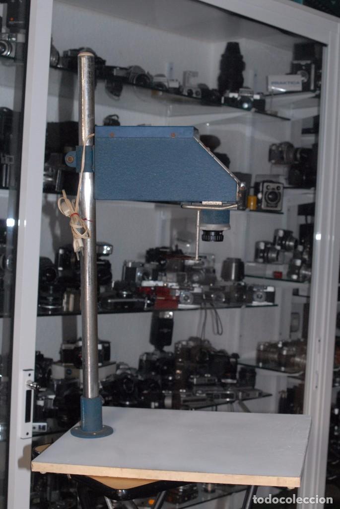 AMPLIADORA OBJETIVO PATERSOM-3 1.3.5-50,MM CON LAMPARA COMPROVADO (Cámaras Fotográficas - Otras)