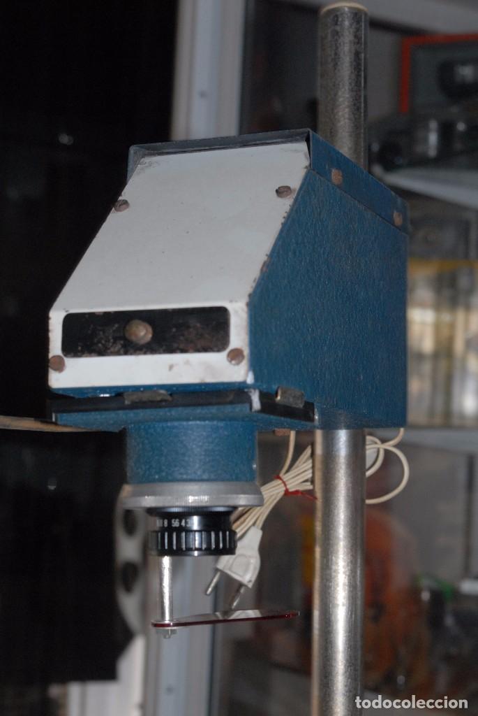 Cámara de fotos: ampliadora objetivo patersom-3 1.3.5-50,mm con lampara comprovado - Foto 2 - 82496644