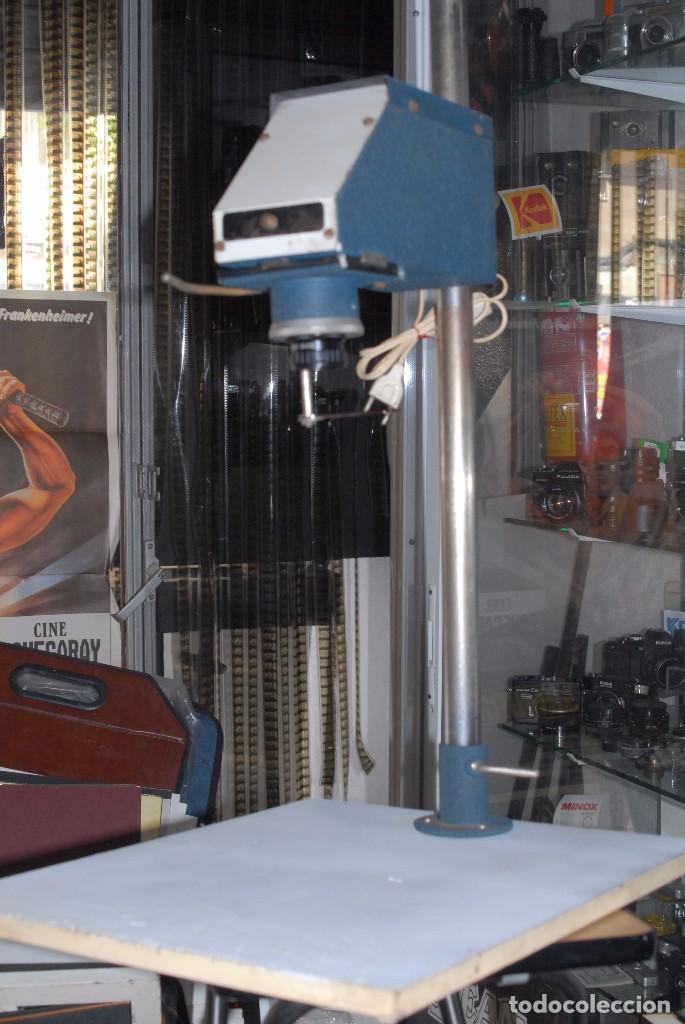 Cámara de fotos: ampliadora objetivo patersom-3 1.3.5-50,mm con lampara comprovado - Foto 3 - 82496644