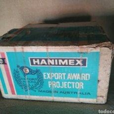 Cámara de fotos: VISOR HANIMEX SLIDE MATIC. Lote 83044676