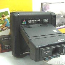 Cámara de fotos: CAMARA INSTANTANEA KODAK -KODAMATIC 930 GERMANY 1982 ¡¡COMO NUEVA¡¡¡ CAJA INSTRUCCIONES. Lote 83078256