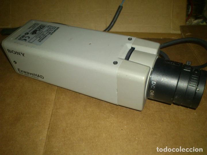 Cámara de fotos: cámara sony de seguridad fija EXWAVEHAD FUNCIONA - Foto 2 - 83600524