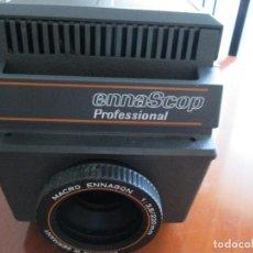 Cámara de fotos: ENNASCOP PROFESIONAL MACRO ENNAGON 1=3,5=220MM MADE IN GERMANI. Lote 83737528