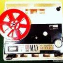 Cámara de fotos: PROYECTOR PELÍCULAS MAX AUTOMATIC 8 + SUPER 8 CINEMAX K6 CON PELÍCULAS. Lote 84223192