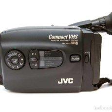 Cámara de fotos: CÁMARA DE VIDEO JVC GR-AX48E CON BOLSA Y ACCESORIOS. FUNCIONANDO. Lote 84970144