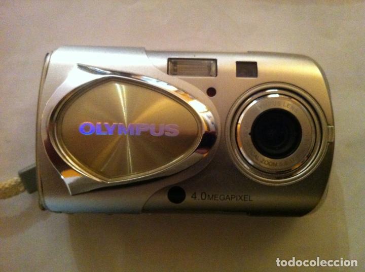 Cámara de fotos: Olimpus Stylus 4.0 - Foto 2 - 85224328