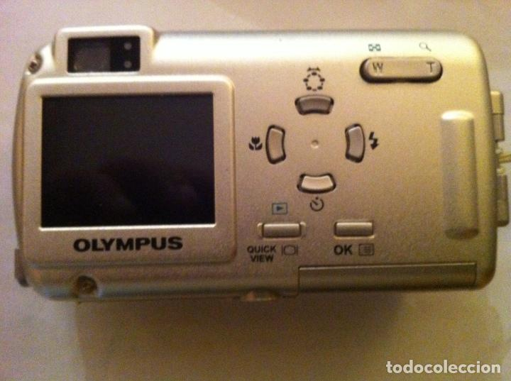 Cámara de fotos: Olimpus Stylus 4.0 - Foto 5 - 85224328