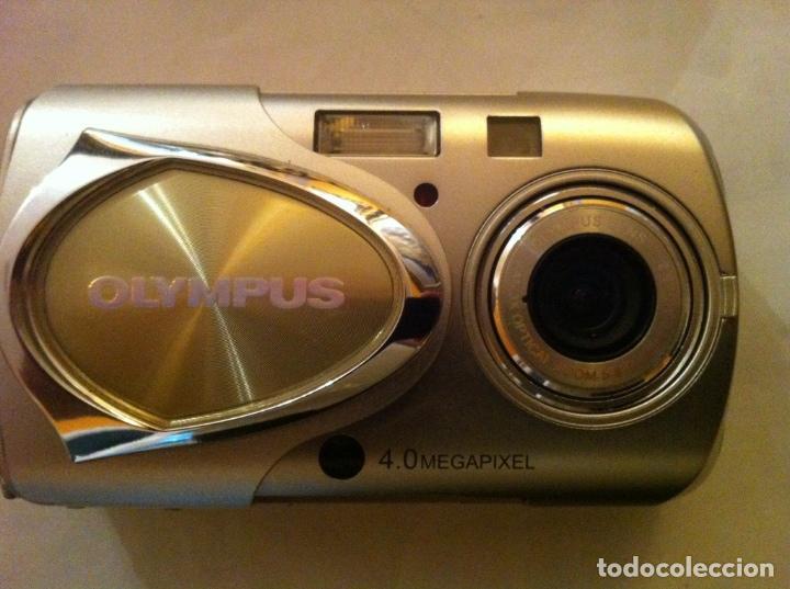 Cámara de fotos: Olimpus Stylus 4.0 - Foto 6 - 85224328