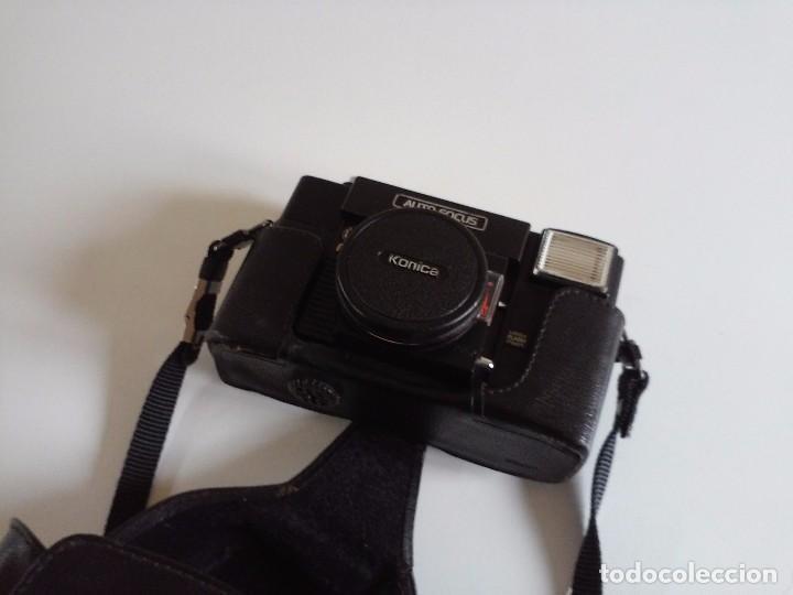 Cámara de fotos: Lote 4 cámaras antiguas incluye 1 digital primera generación - Foto 9 - 85555184