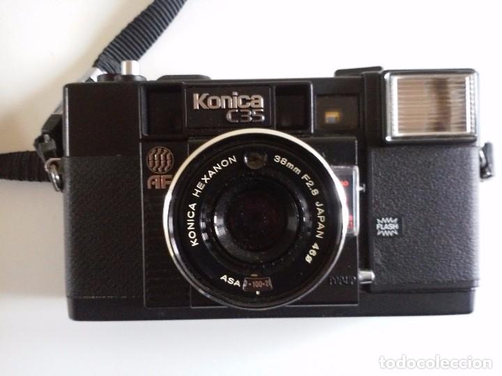 Cámara de fotos: Lote 4 cámaras antiguas incluye 1 digital primera generación - Foto 10 - 85555184