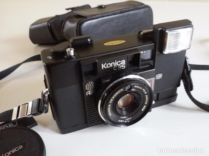 Cámara de fotos: Lote 4 cámaras antiguas incluye 1 digital primera generación - Foto 14 - 85555184